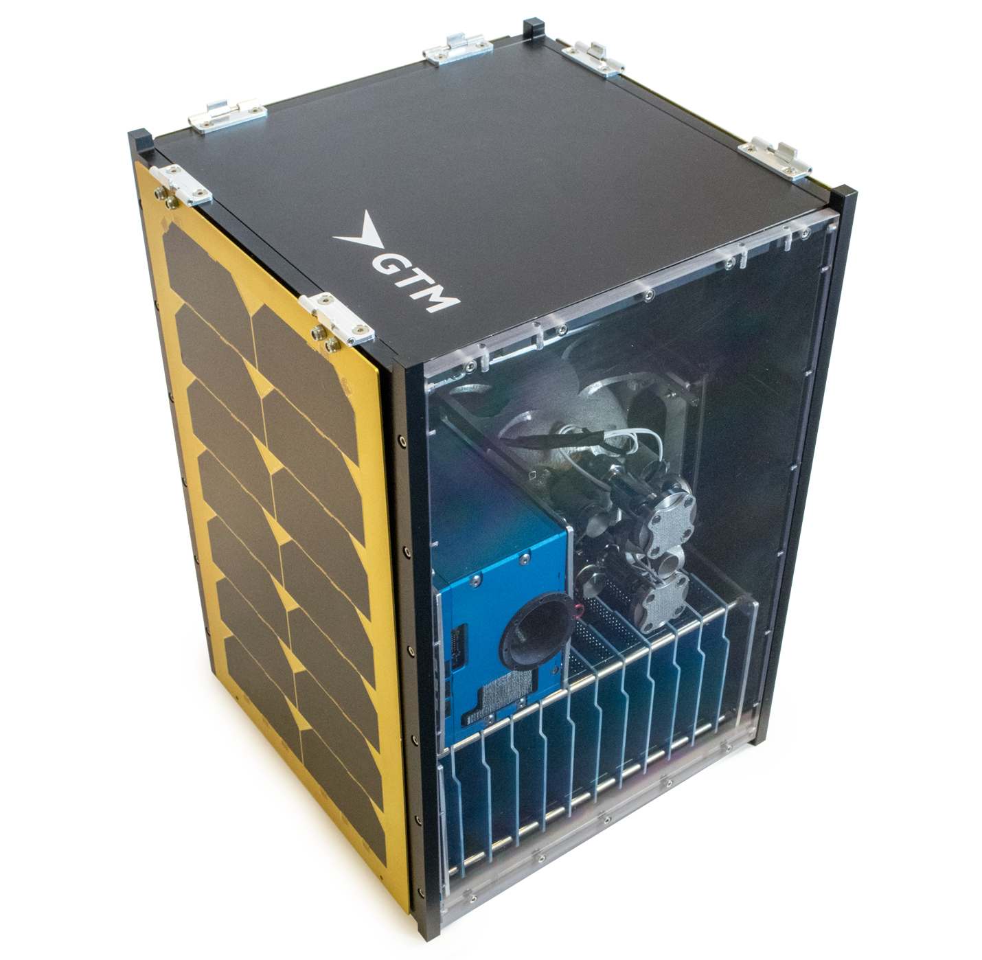 Nextgen Cubesat Gtm Advanced Structures