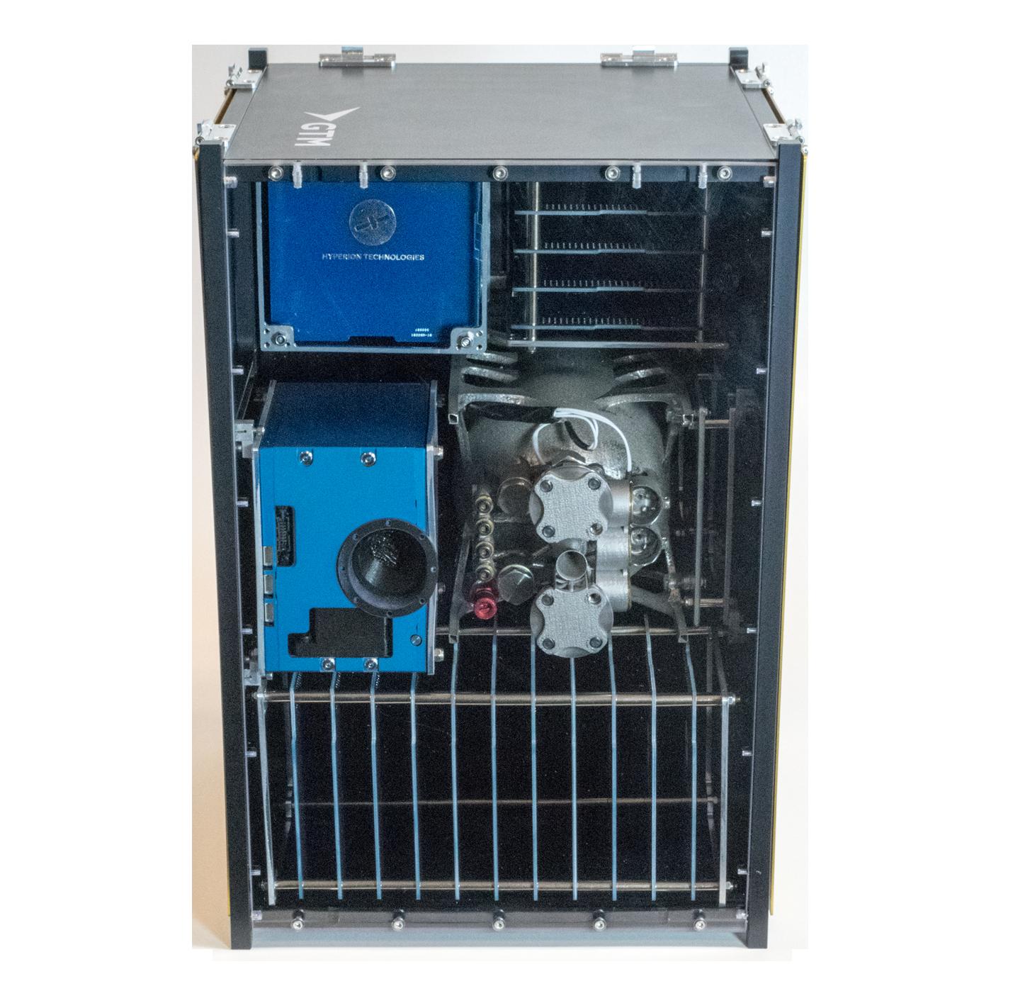 Nextgen Cubesat Gtm Advanced Structures